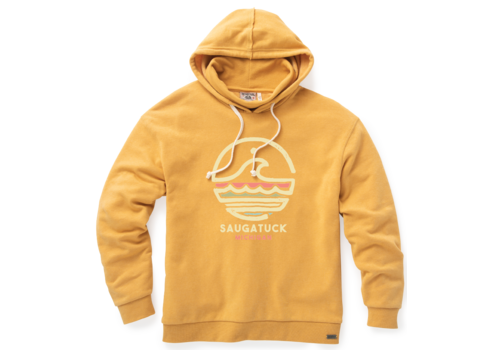 TechStyles TechStyles W's Saugatuck Wave Crossover Hoody