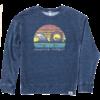 TechStyles Saugatuck Wave Crew Sweatshirt