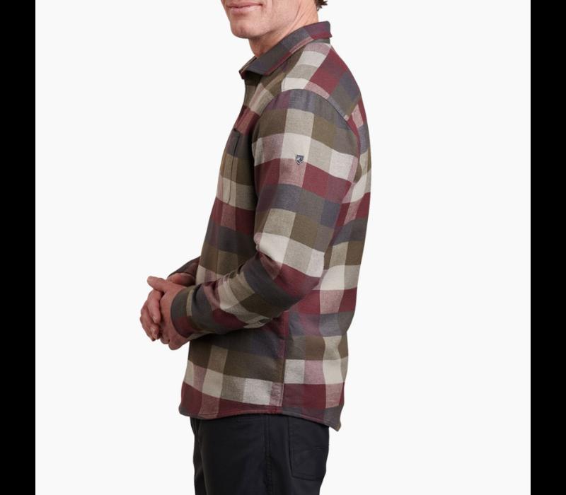 Kuhl Pixelatr Flannel LS