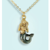 Ornamental Things Ornamental Things Mermaid Necklace
