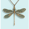 Ornamental Things Ornamental Things Dragonfly Necklace