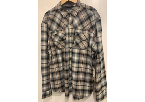 Dakota Grizzly Dakota Gibson Shirt Jacket