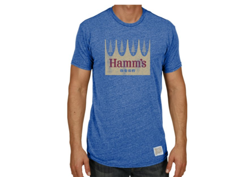 Retro Brand Retro Brand Hamm's Men's Heather Tee