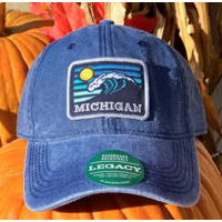 League Legacy Michigan Wave Cap