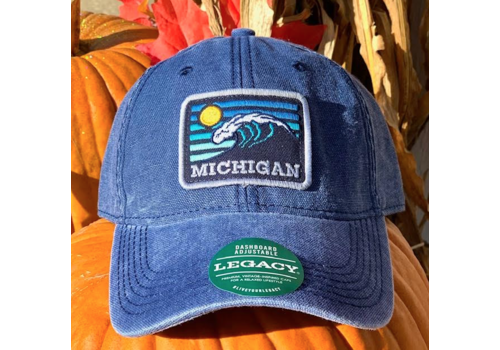 League League Legacy Michigan Wave Cap