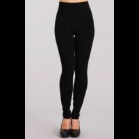 M. Rena Tummy Tuck Solid High Waist Leggings