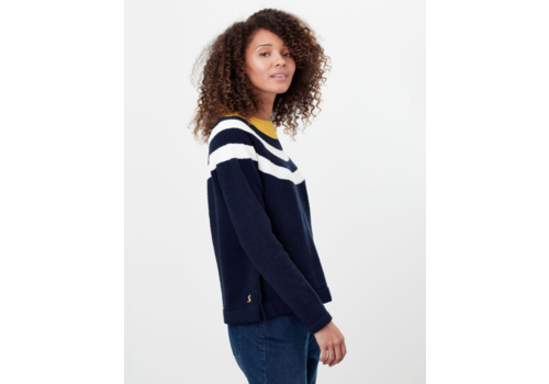 Joules Joules Seaport Knitted Chenille Raglan Sweater