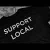 Retro Brand Retro Brand Support Local Textured Triblend Tee