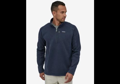 Patagonia Patagonia Men's Better Sweater Rib Knit 1/4 Zip Fleece