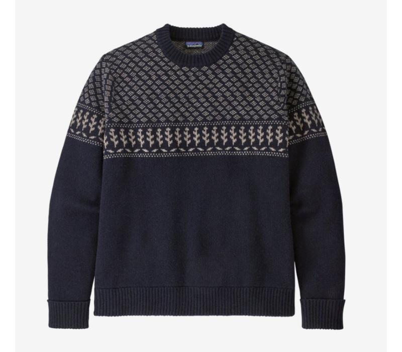 Patagonia M's Recycled Wool Sweater