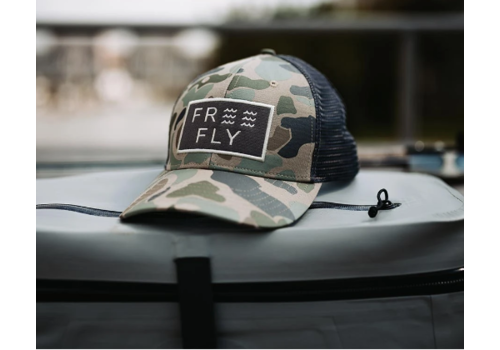 Free Fly Free Fly Wave Snapback Trucker Hat