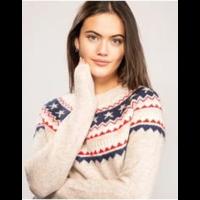 Joules Fairisle Sweater