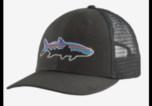 Patagonia Patagonia Fitz Roy Fish LoPro Trucker Hat