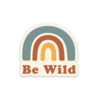 Keep Nature Wild Keep Nature Wild-Be Wild Sticker