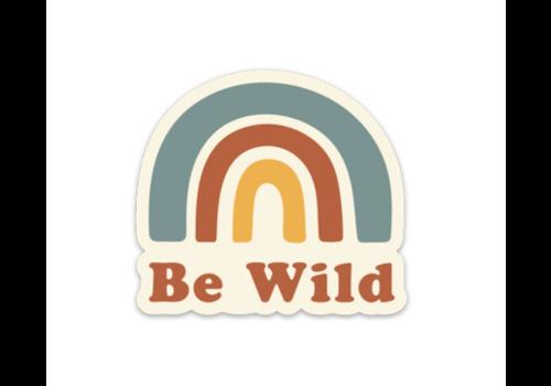 Keep Nature Wild Keep Nature Wild-Be Wild Sticker