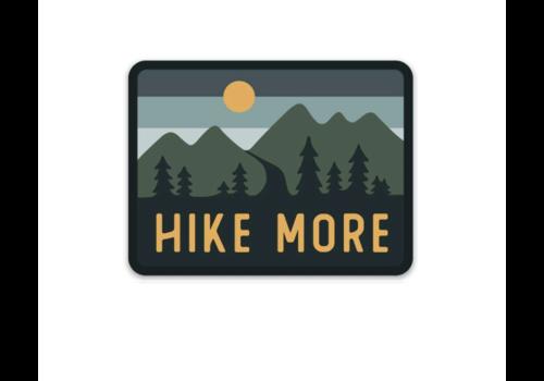 Keep Nature Wild Keep Nature Wild-Hike More Sticker