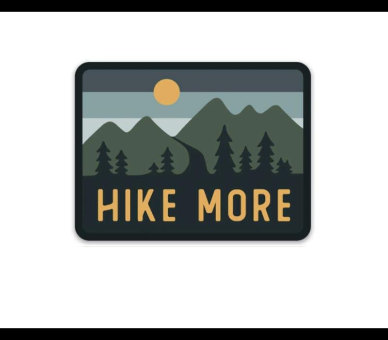 Keep Nature Wild-Hike More Sticker