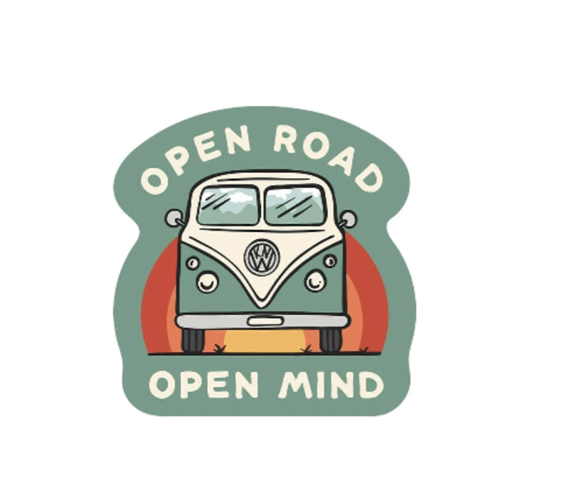 Keep Nature Wild - Open Road Sticker