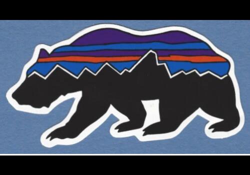 Patagonia Patagonia Fitzroy Bear Sticker