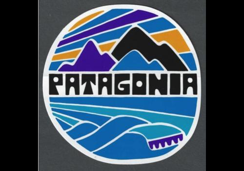 Patagonia Patagonia Fitz Roy Rights Sticker