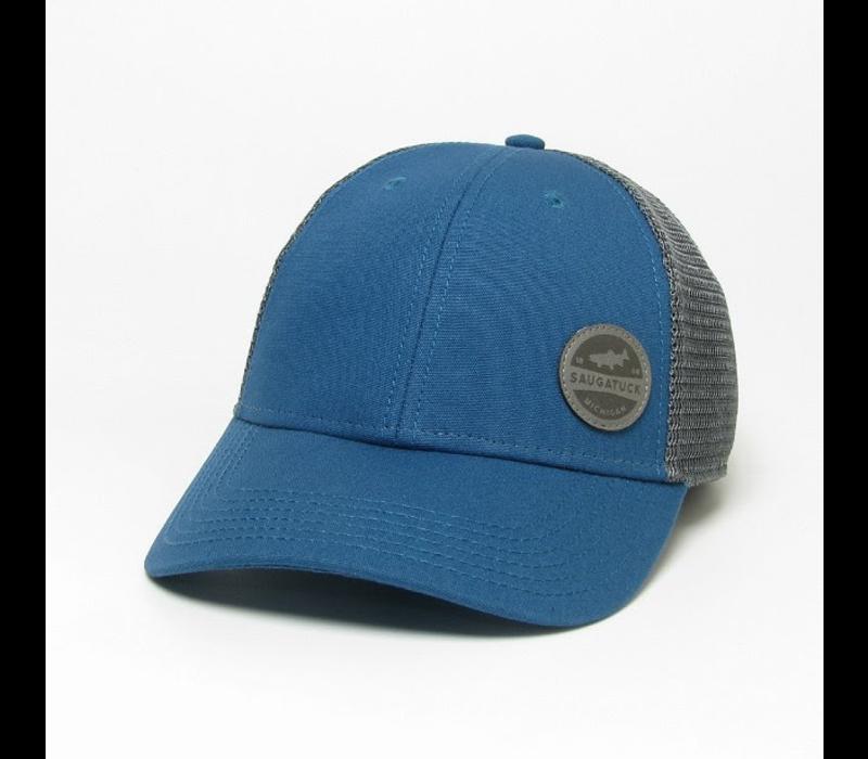 League Lo-Pro Snapback Hat with Saugatuck Trout