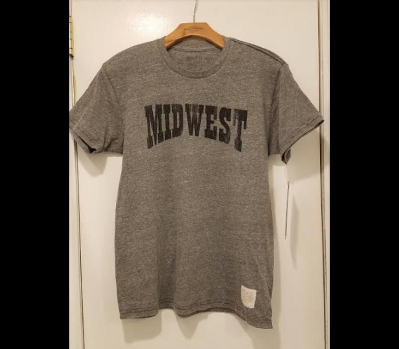 Wildcat Retro Brand Midwest T-Shirt