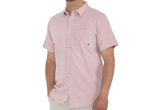 Free Fly Free Fly Sullivan's S/S Button Up Shirt