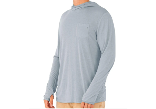 Free Fly Free Fly M's Bamboo Lightweight Hoody