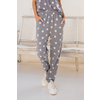 Hem & Thread Hem & Thread Start Print Terry Pants