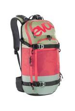 Evoc EVOC, FR Pro Team, Snow Protector 20L, Backpack, Olive/Ruby, ML