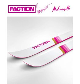 Faction Candide 2.0 X LTD 166 White