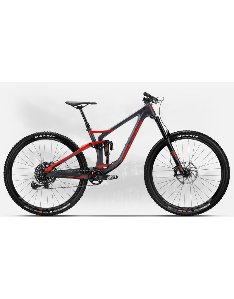 Devinci Spartan Carbon 29 GX 12S Tec/Red