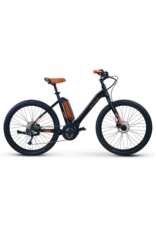 RALEIGH Venture IE STEP THRU Medium Blk
