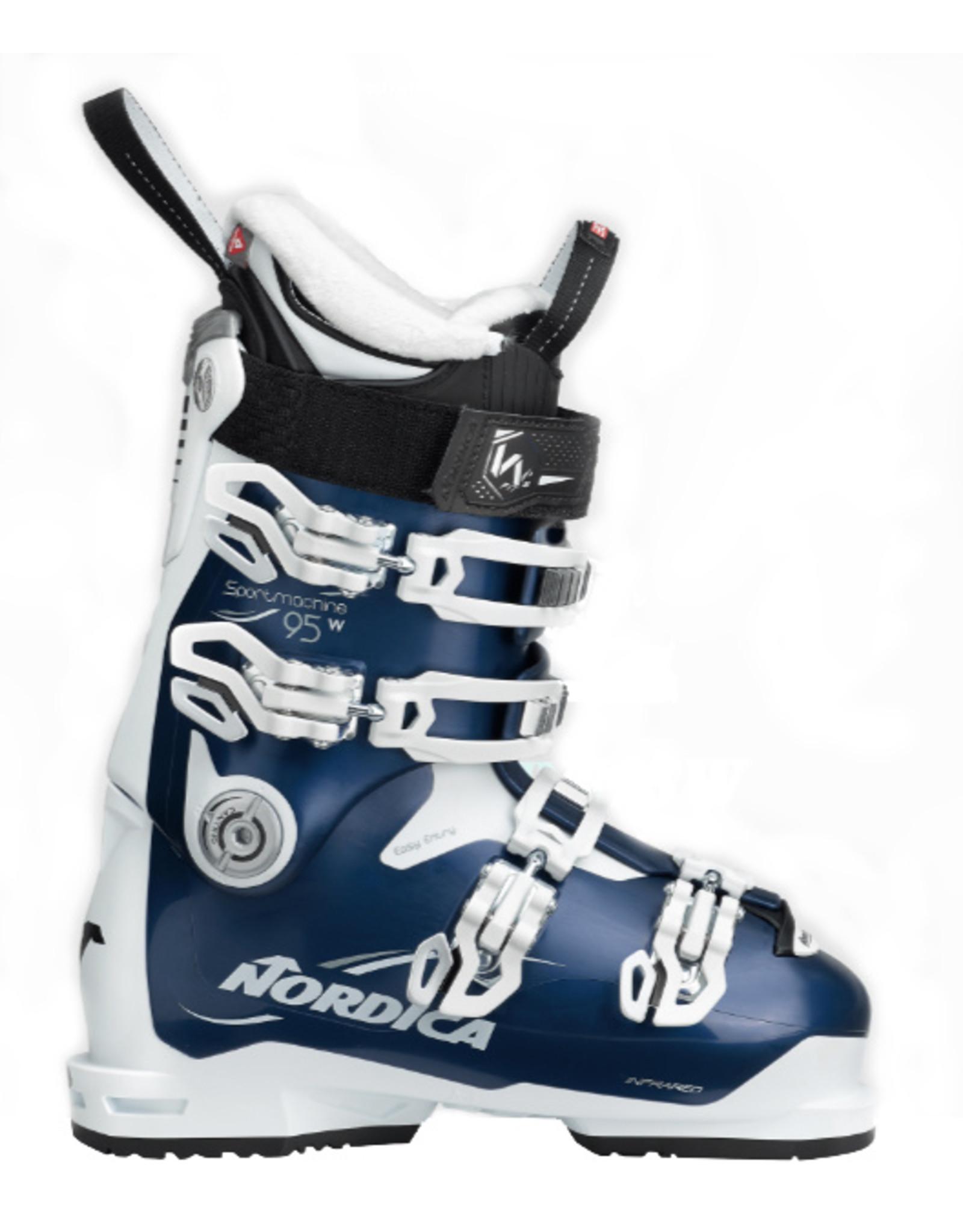 Nordica Sportmachine 95 W Blue/Wht/Blk 20