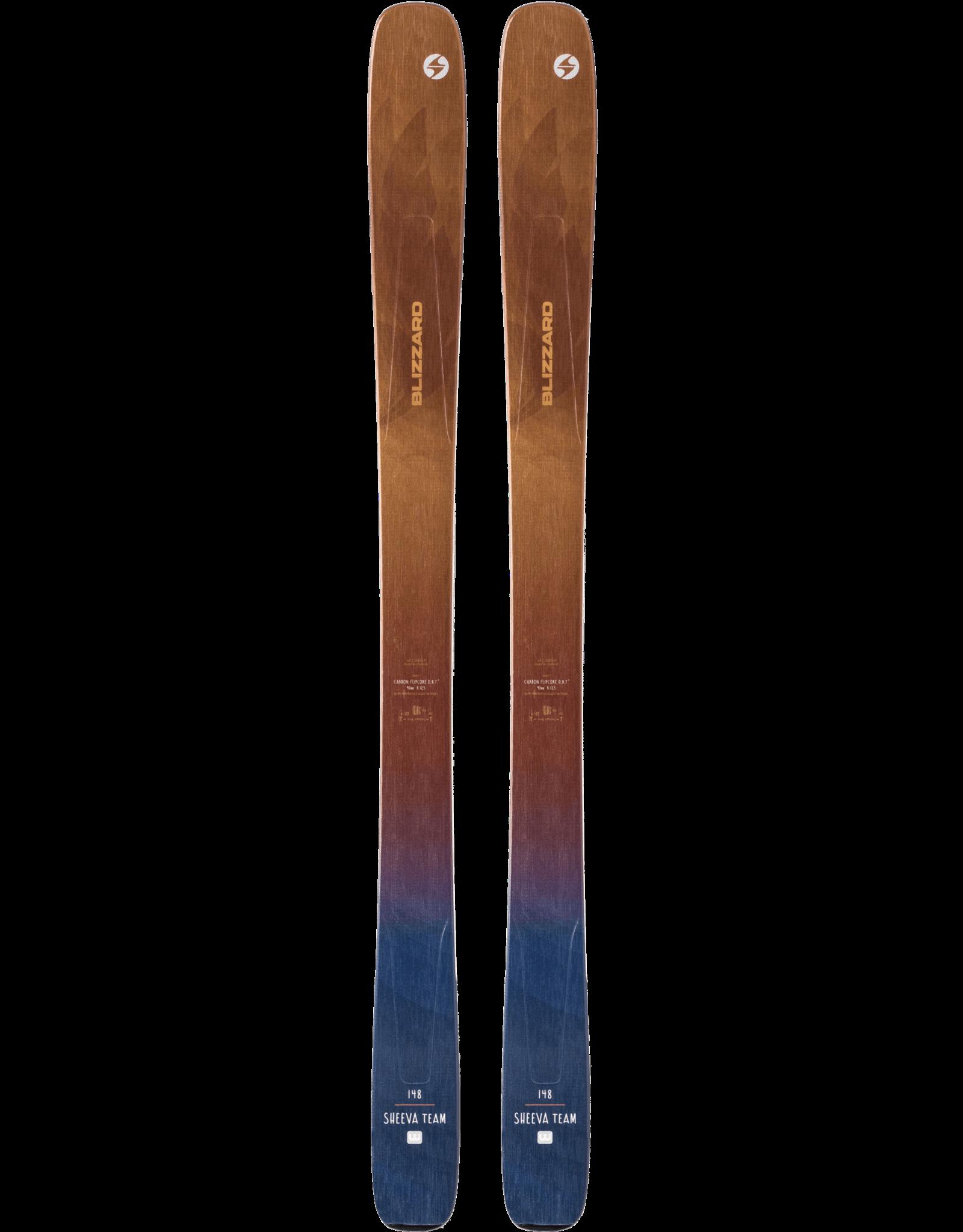 Blizzard Sheeva Team Orange/Blue 20