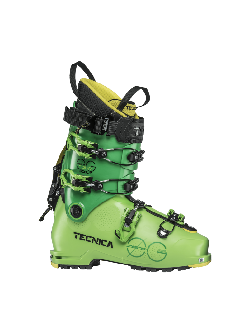 Tecnica ZERO G TOUR BRIGHT GREEN