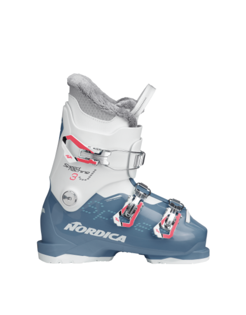 Nordica Speedmachine J 3 Girl Lt. Blue