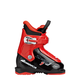 Nordica Speedmachine J 1 Blk/Rd