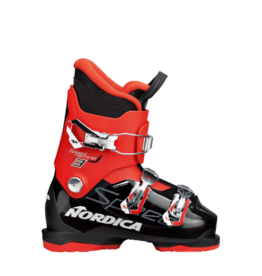 Nordica Speedmachine J 3 Blk/Rd