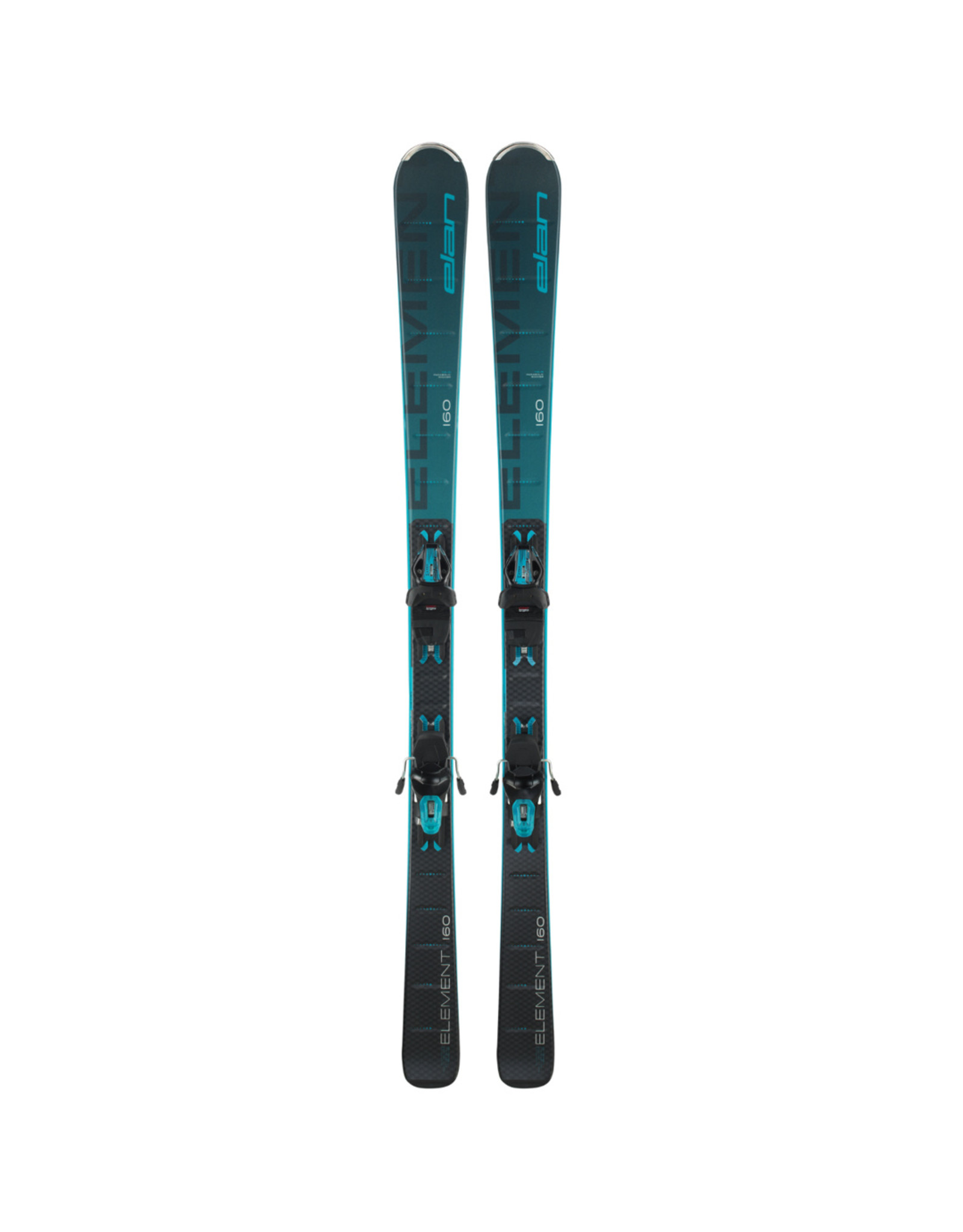 Elan ELEMENT BLACK/BLUE LS ELW 9 2020