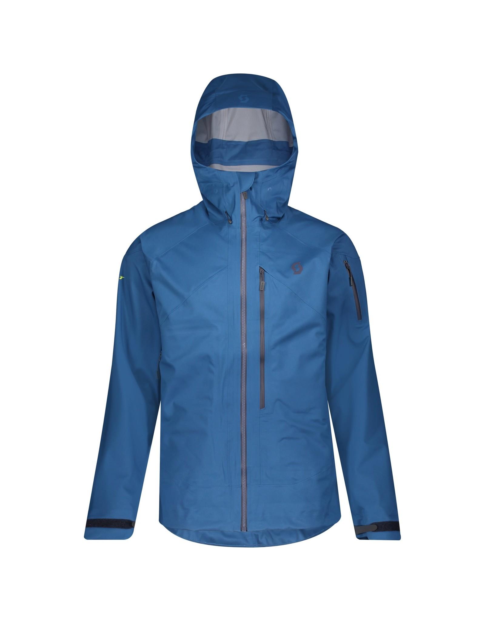 Scott Explorair 3L Jacket Blue Sapphire 2020