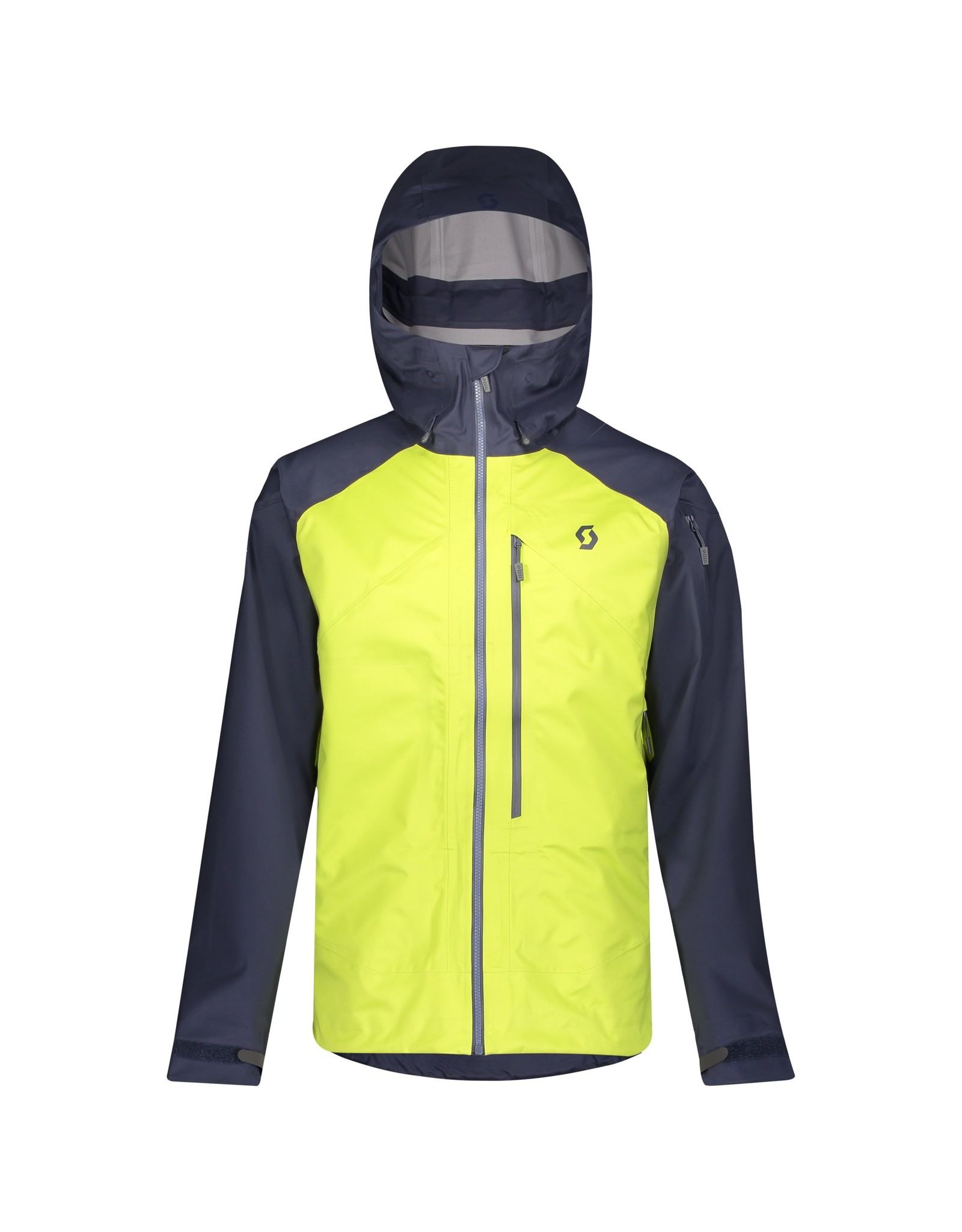 Scott Explorair 3L Jacket B.Night/Yell 2020