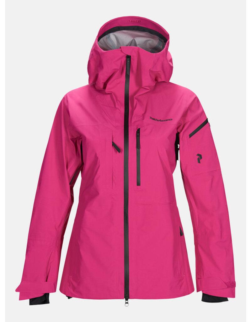 Peak Performance Alpine Jacket W 2020