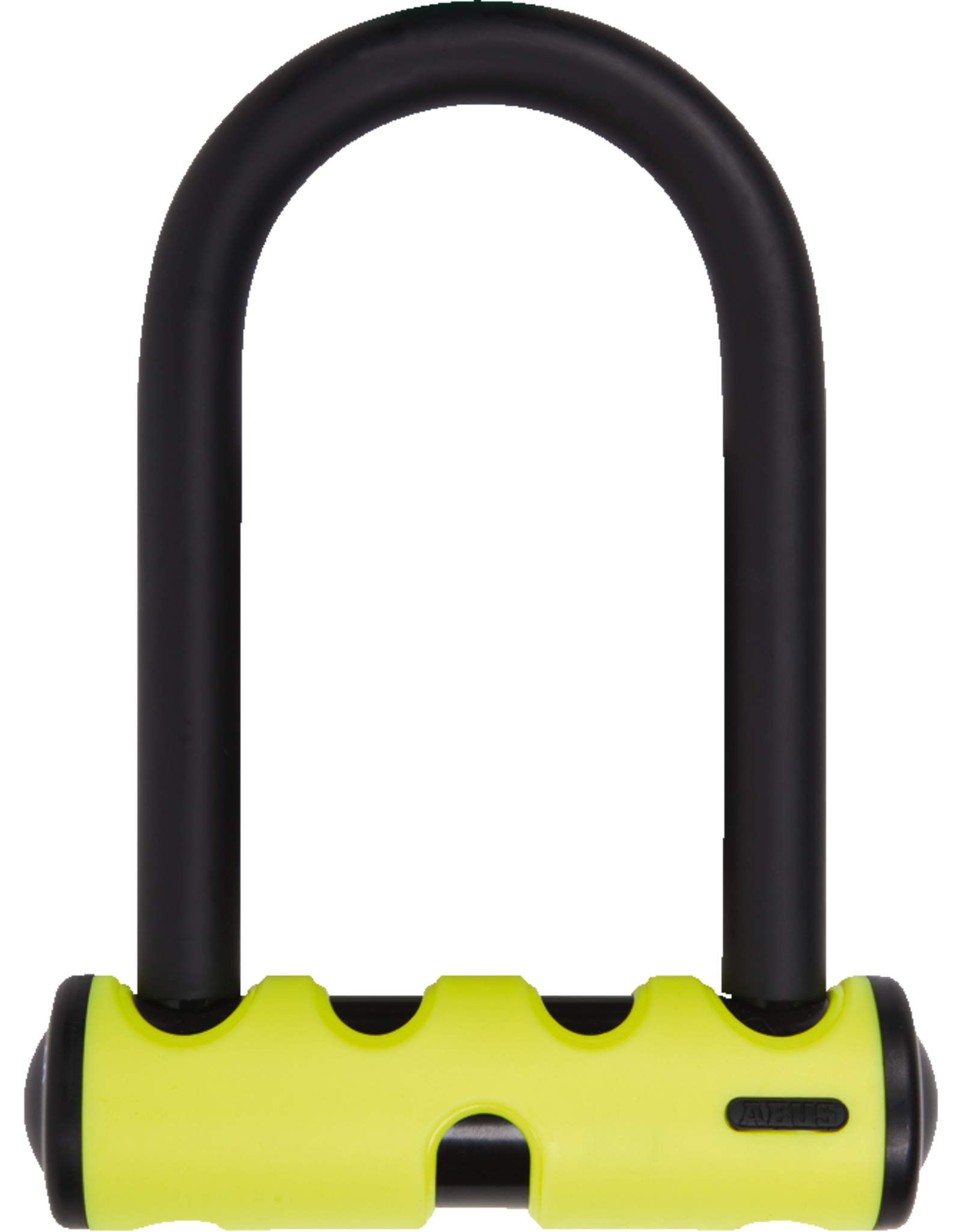 Abus Abus, U-Mini, U-Lock, Yellow, 14mm x 80mm x 143mm (14mm x 3.15'' x 5.6'')