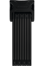 Abus Abus, Bordo Big 6000, Folding lock with key, 120 cm (4'), Black