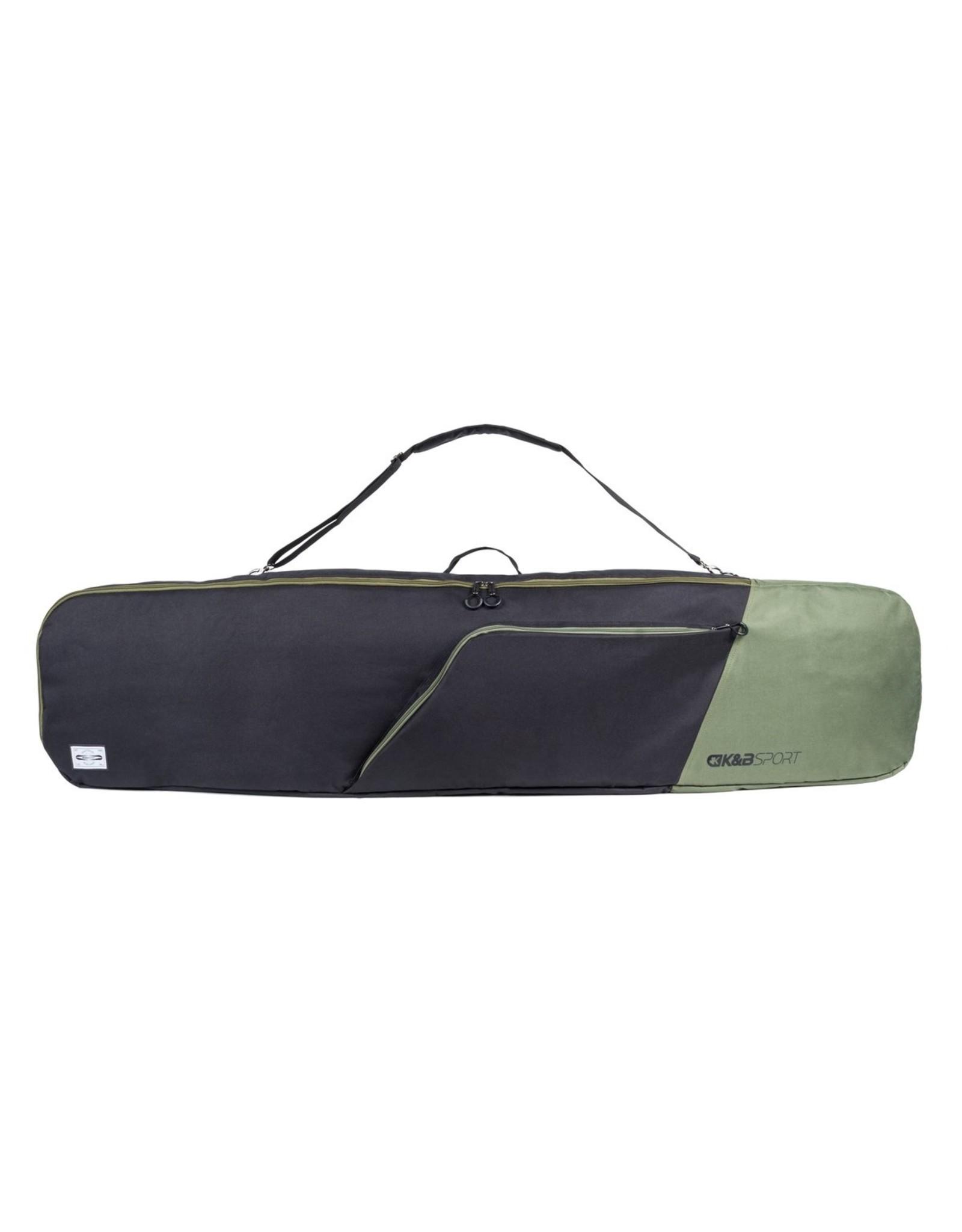 K&B Snowboard Bag Long
