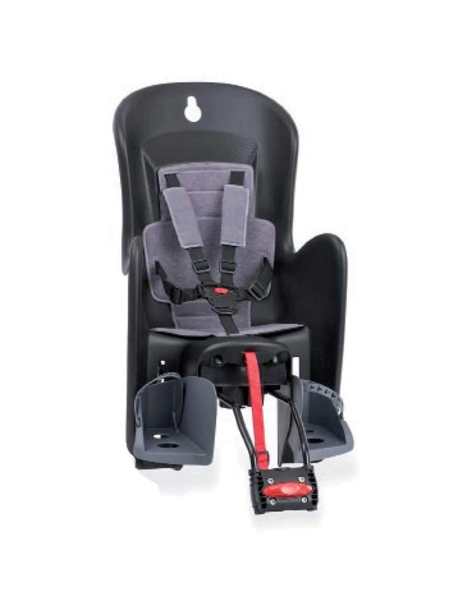 Polisport, Bilby RS, Baby seat, Black/Grey