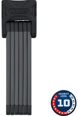 Abus Abus, Bordo 6000, Folding lock with key, 90 cm, Black