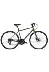 KHS Urban Xcape Disc Army Green