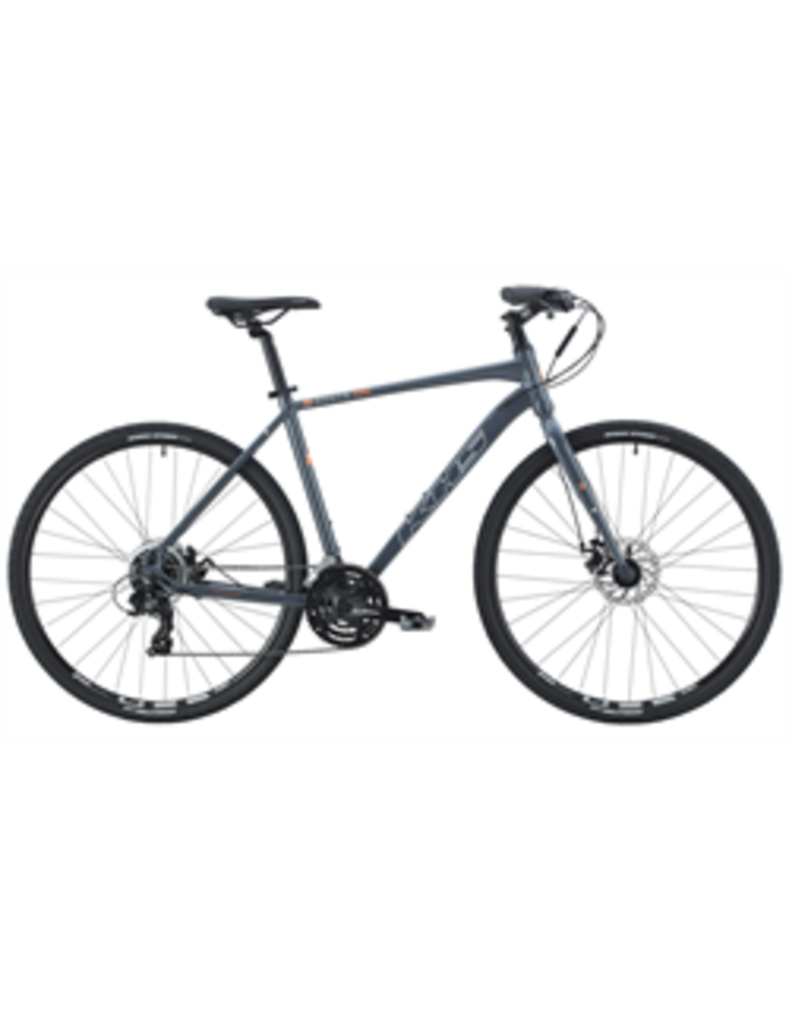KHS Route 100 Gray